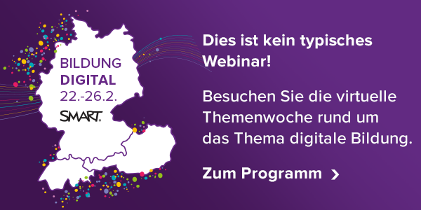SMART Themenwoche Digitale Bildung